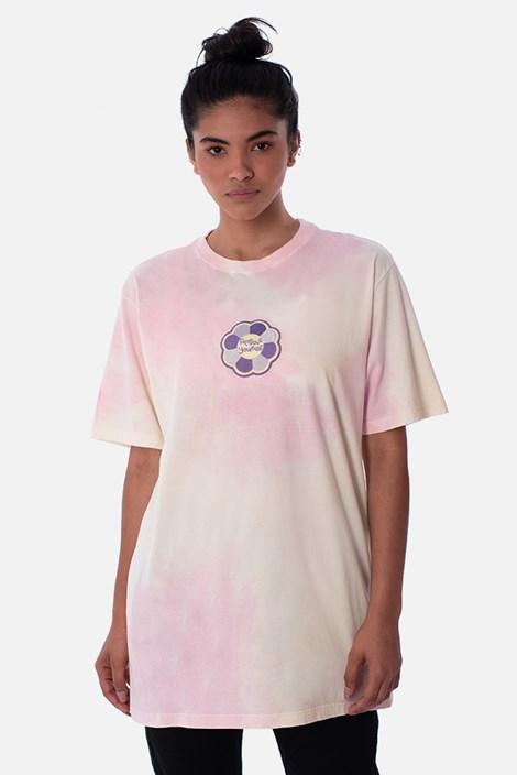 Camiseta Regular Approve Softcolors Tie Dye Sunrise