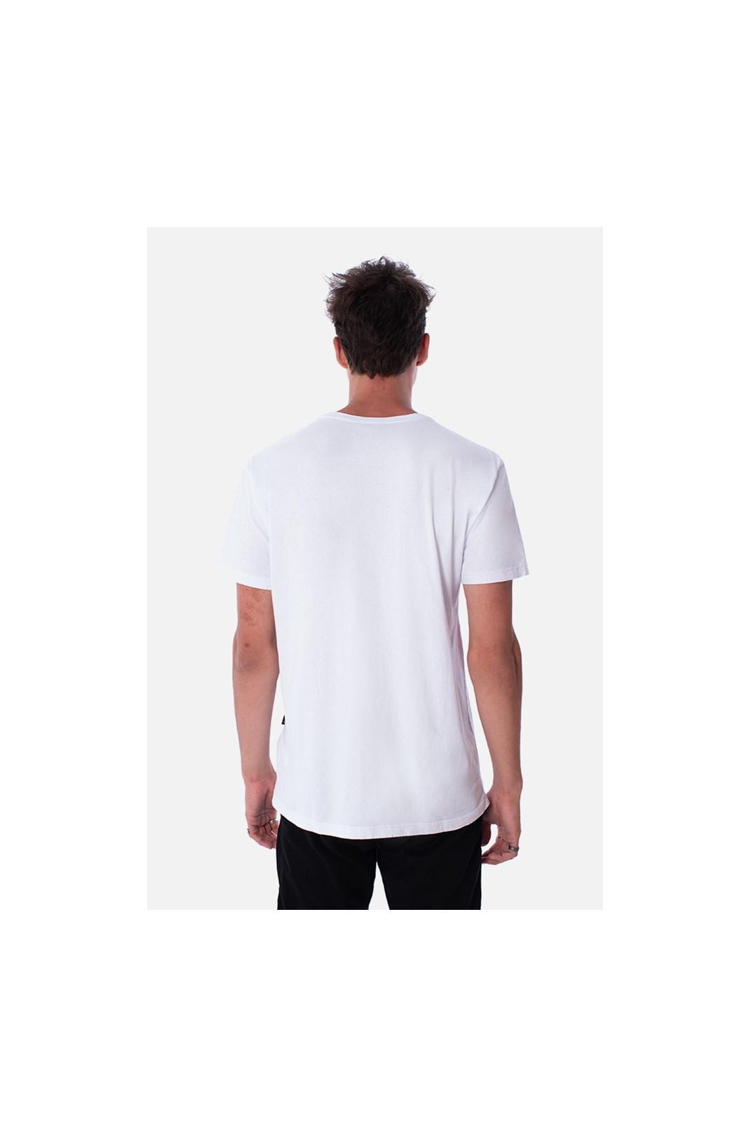 Camiseta Slim Approve Yourself Branca