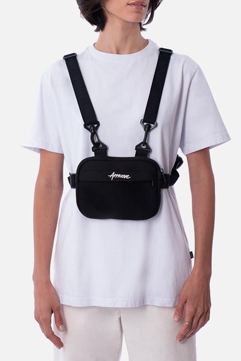 Chest Bag Approve Classic Preta V2