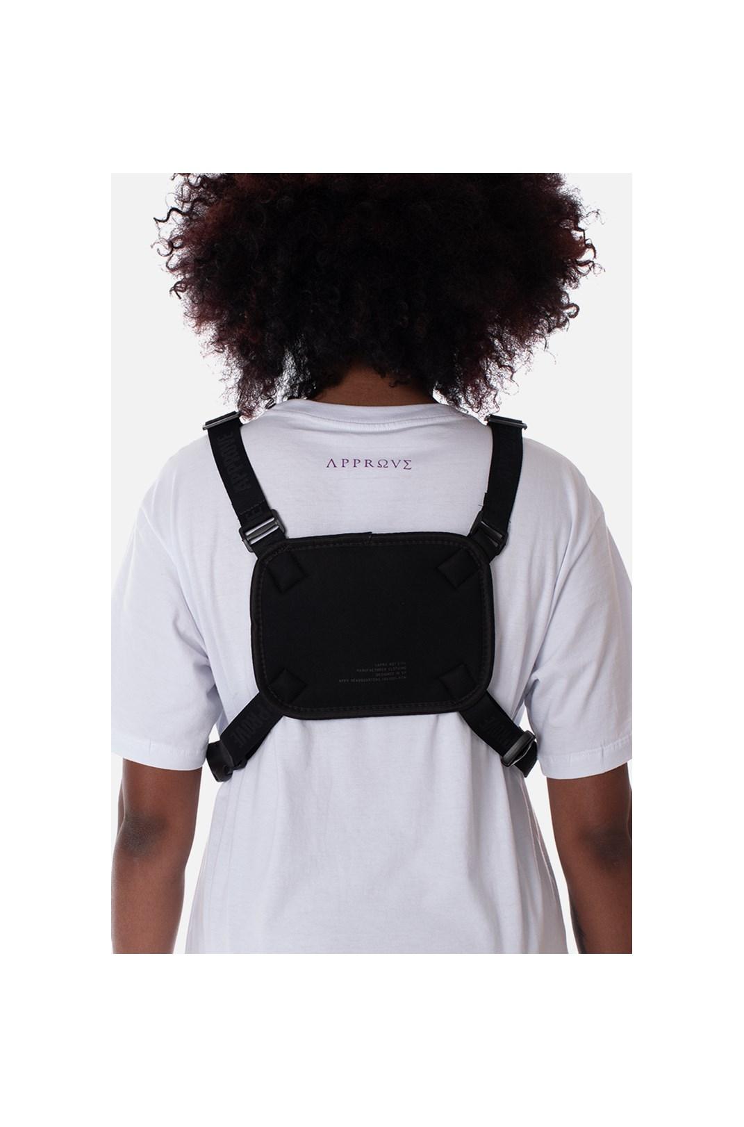 Chest Bag Approve X Gui Araujo