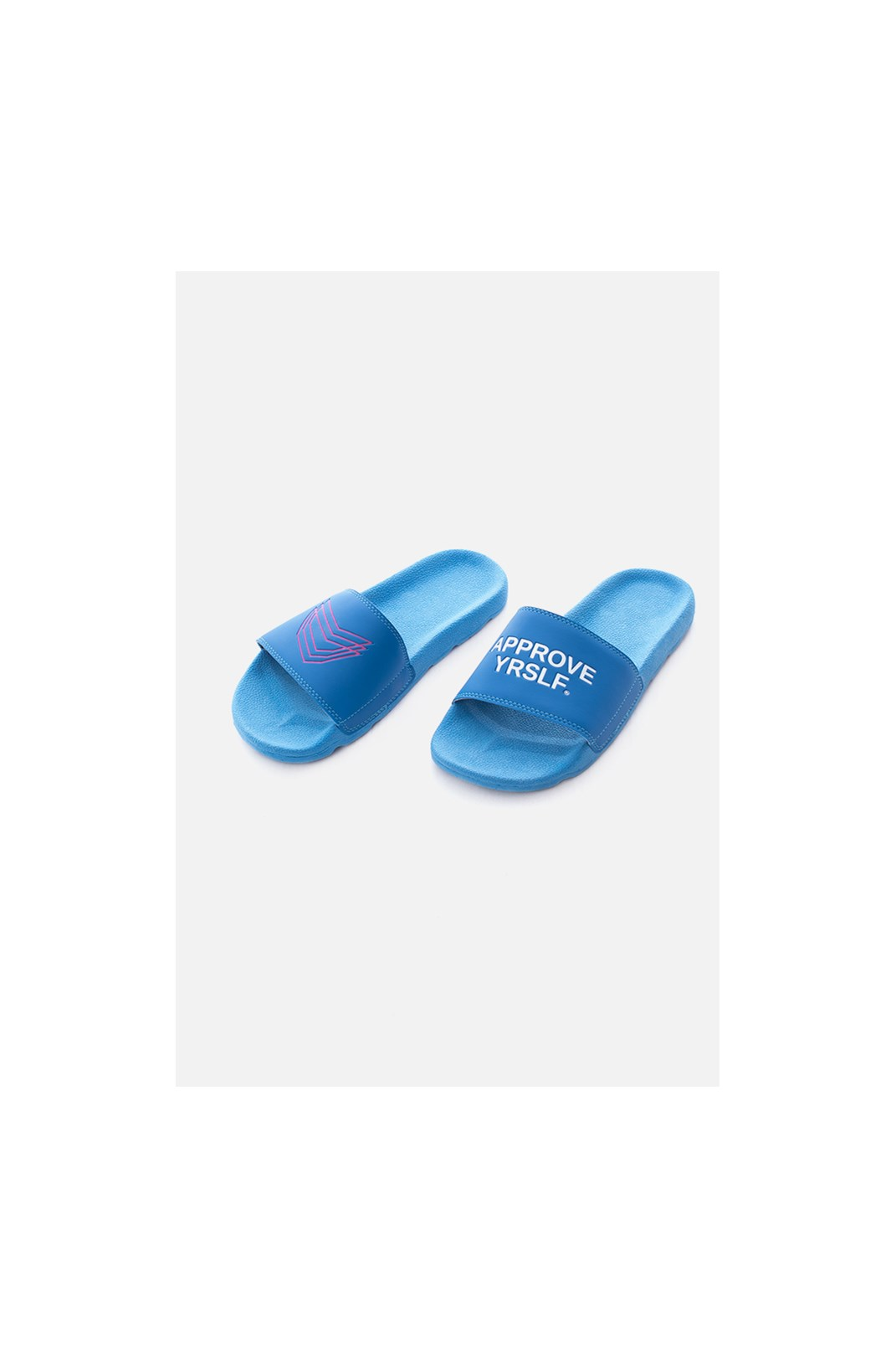 Chinelo Slide Approve X Vintage Culture Azul