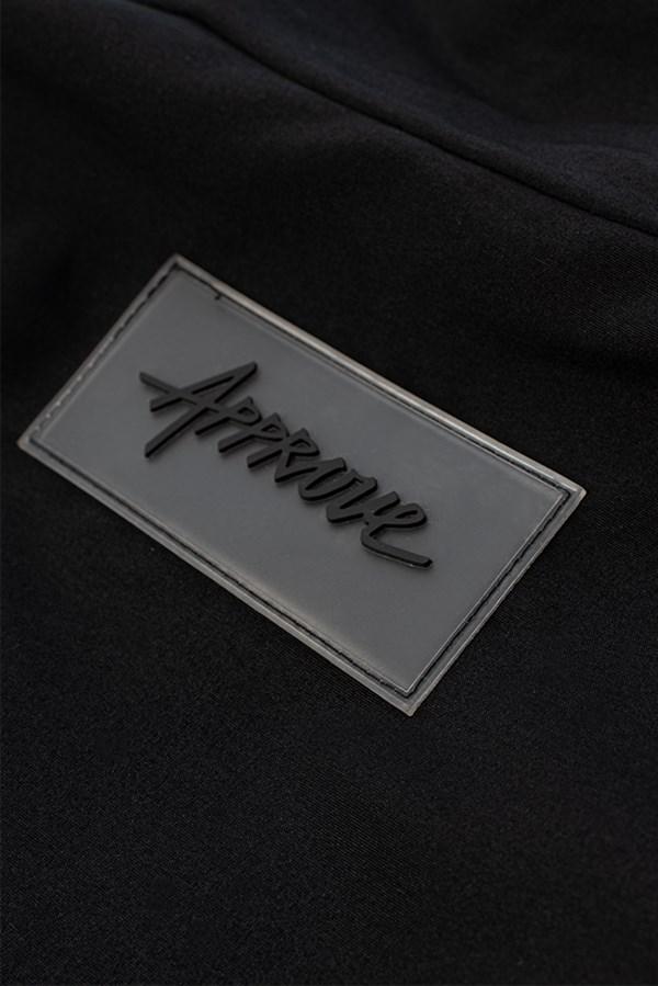 Corta Vento Anorak Approve Big Logo Preto