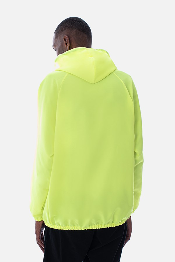 Corta Vento Approve Amarelo Neon