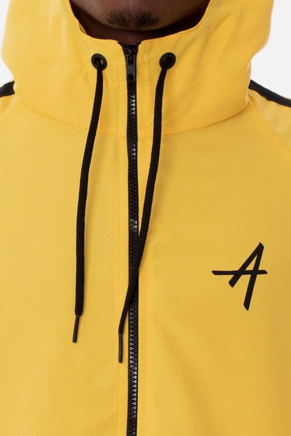 Corta Vento Approve Classic Amarelo e Preto