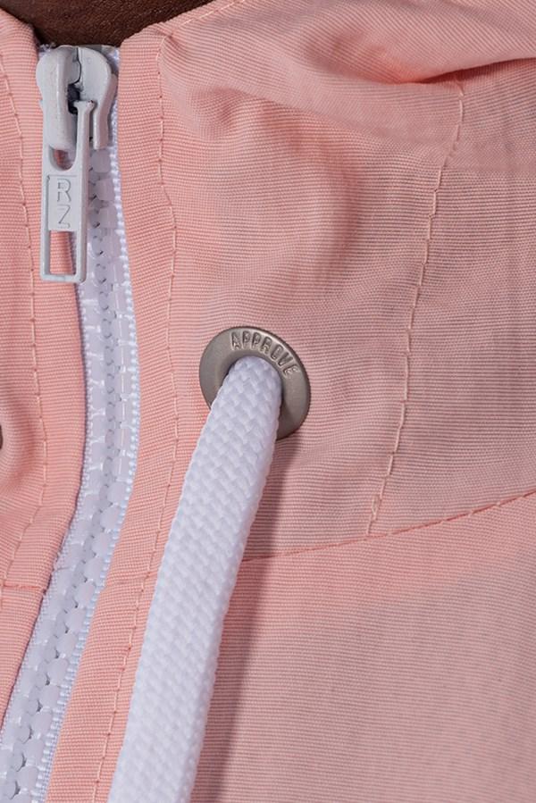 Corta Vento Approve Softcolors Rosa