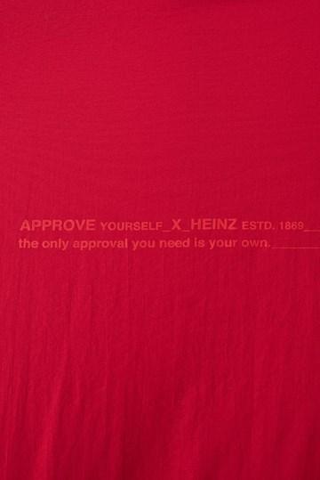 Corta Vento Approve X Heinz Vermelho