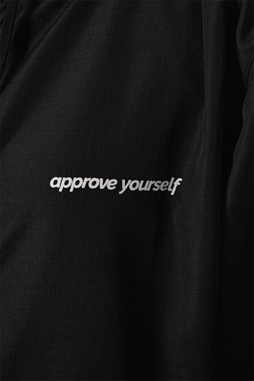 Corta Vento Approve Yourself Preto