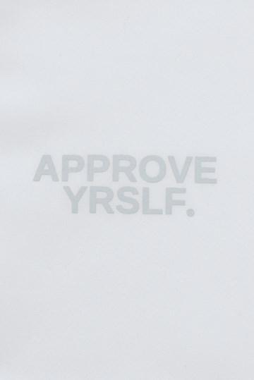 Corta Vento Approve Yrslf Branco