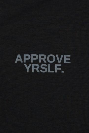 Corta Vento Approve Yrslf Preto