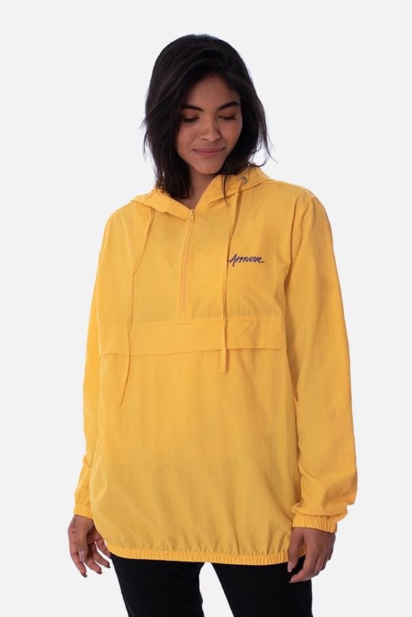 Corta Vento Pocket Approve Amarelo