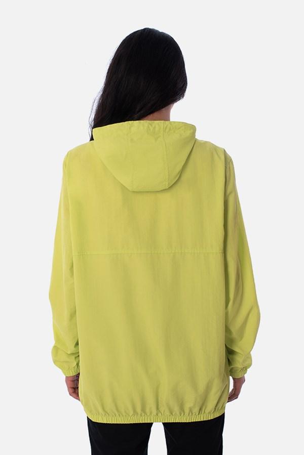 Corta Vento Pocket Approve Amarelo Neon