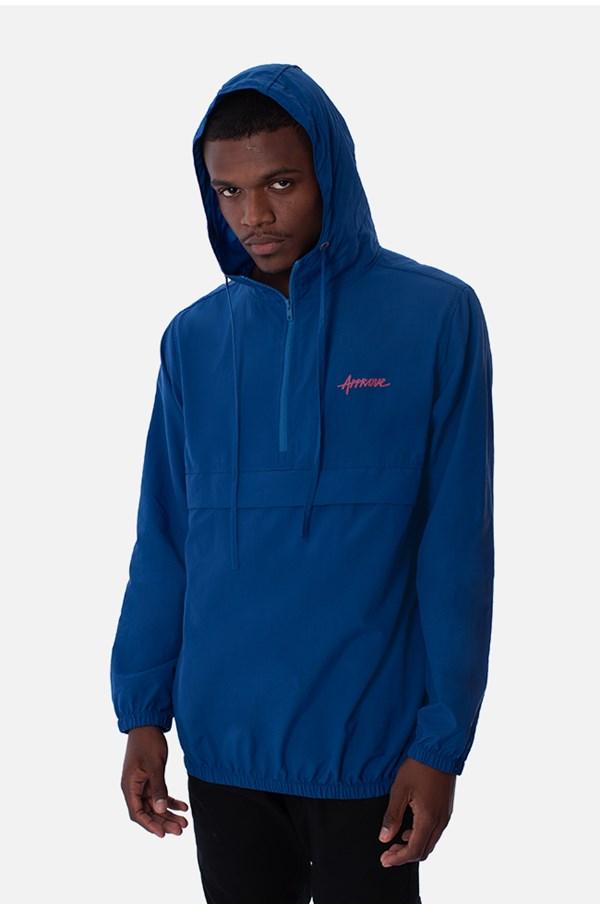 Corta Vento Pocket Approve Azul