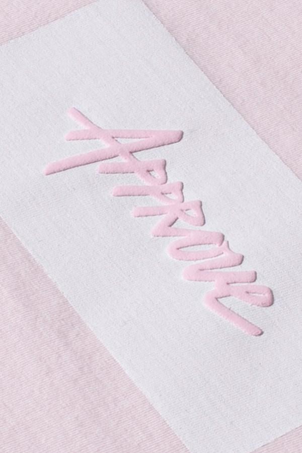 Cropped Regular Approve Classic Rosa E Branco V2