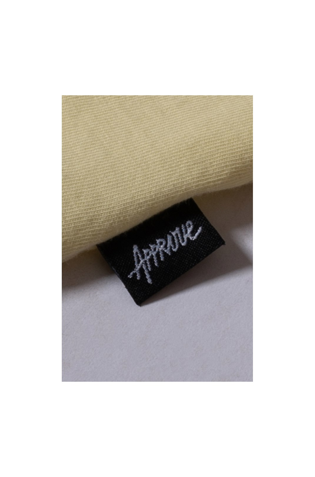 Cropped Regular Approve Mirage Amarelo