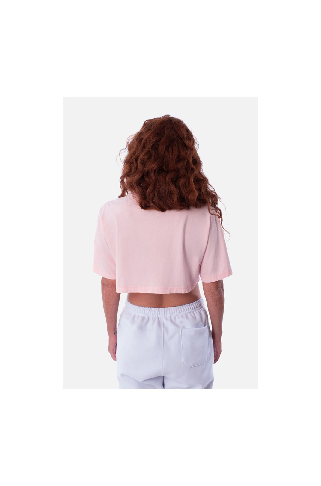Cropped Regular Approve Mirage Rosa