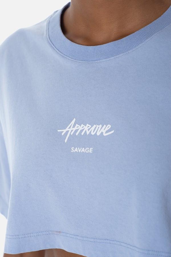 Cropped Regular Approve Savage Lilás