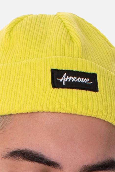 Gorro Approve Amarelo Neon
