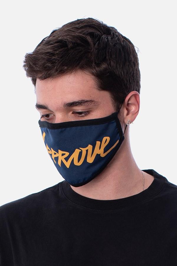 Máscara Approve Azul Marinho