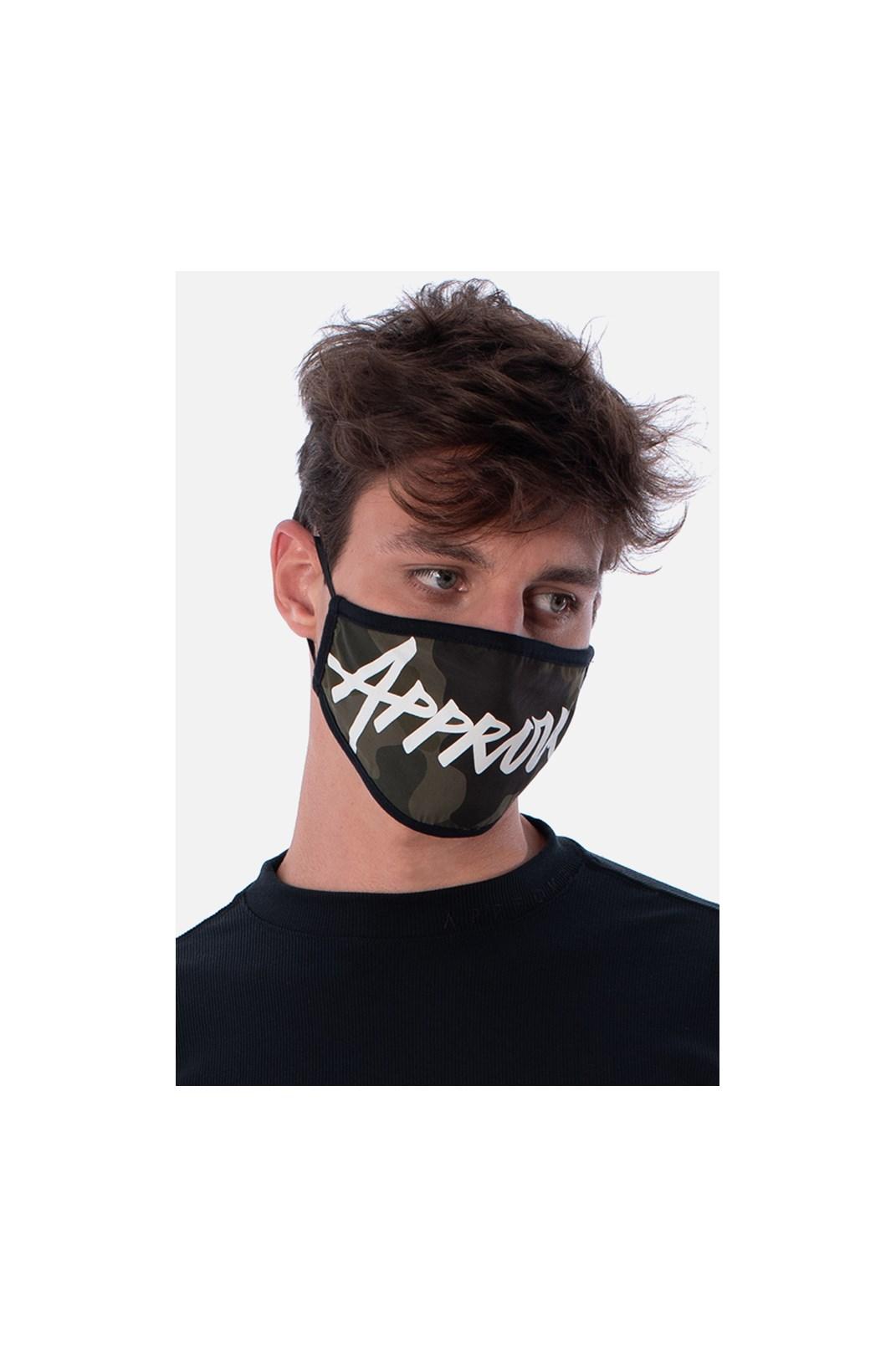 Máscara Approve Camuflada