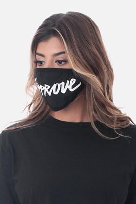 Máscara Approve Preta