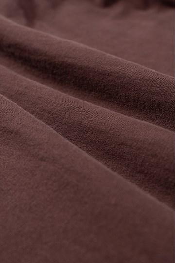 Moletom Canguru Approve Monochromatic Marrom