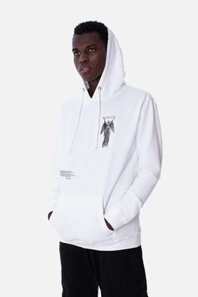 Moletom Canguru Approve Statue Ruínas Off White
