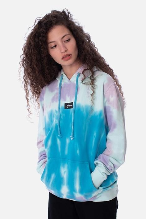 Moletom Canguru Approve Tie Dye Skypurple