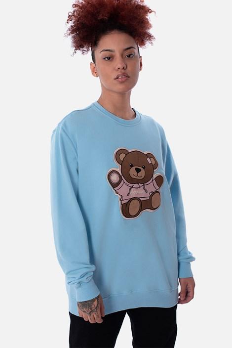 Moletom Careca Approve Bear Azul