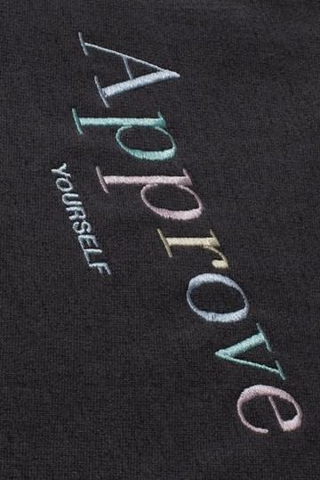 Moletom Careca Approve Mirage Cinza Color