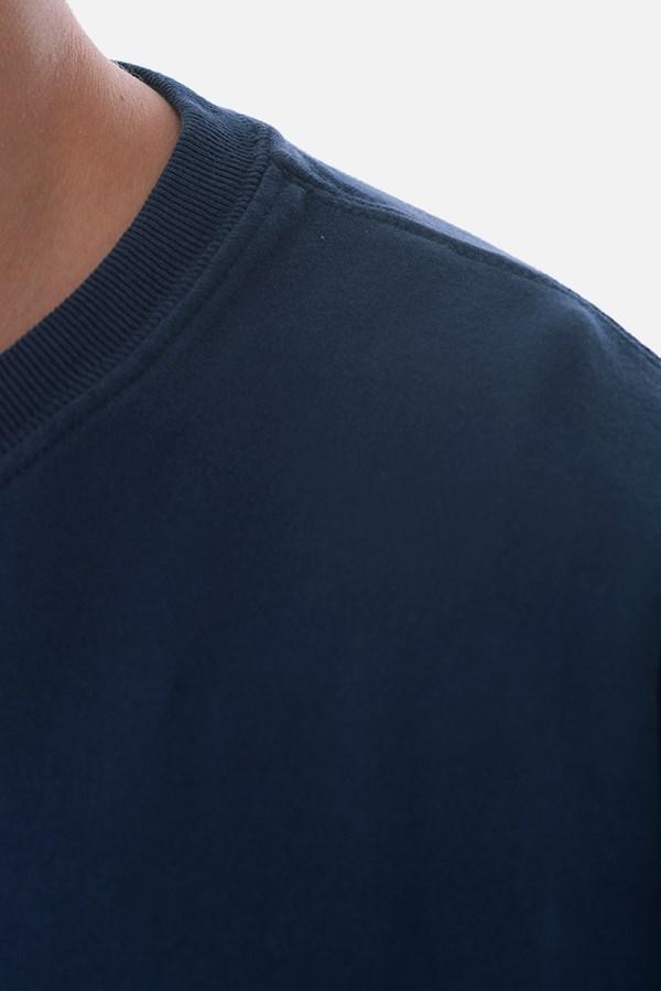 Moletom Careca Approve New Classic Azul Marinho