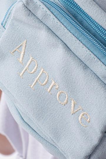 Pochete Approve Mirage Azul