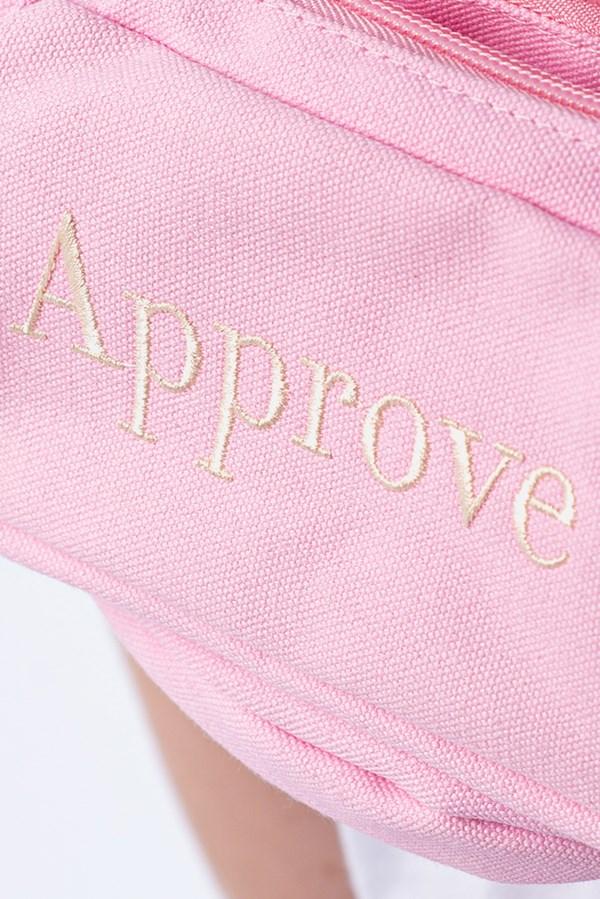 Pochete Approve Mirage Rosa