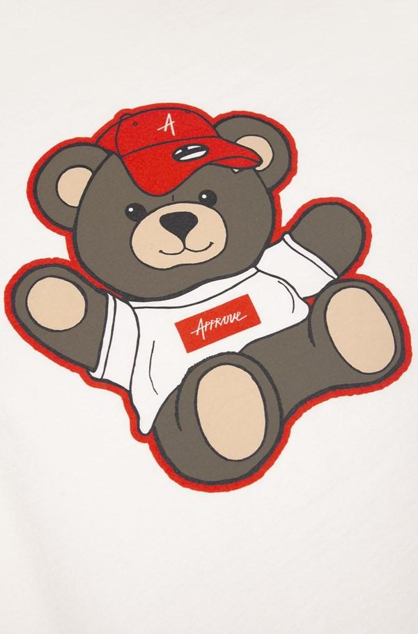 Regata Approve Bear Hat Off White