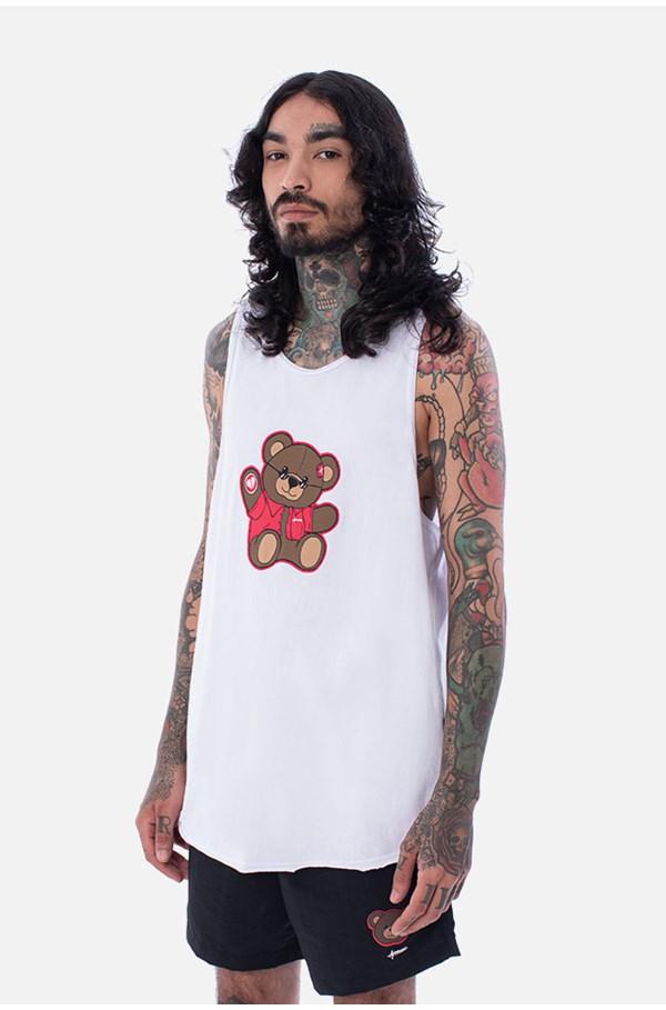 Regata Approve Bear Summer Branca
