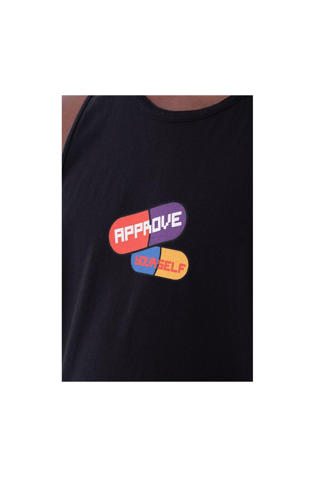 Regata Approve Pixels&Pills Preta