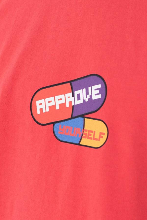 Regata Approve Pixels&Pills Vermelha