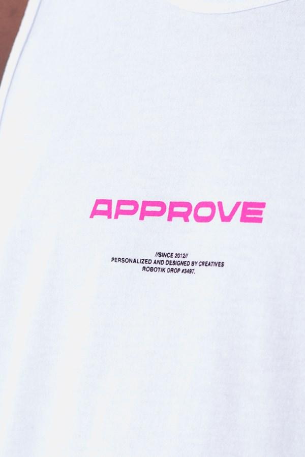 Regata Approve Robotik Branca
