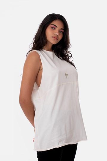 Regata Oversized Approve x Vitor Kley Off White