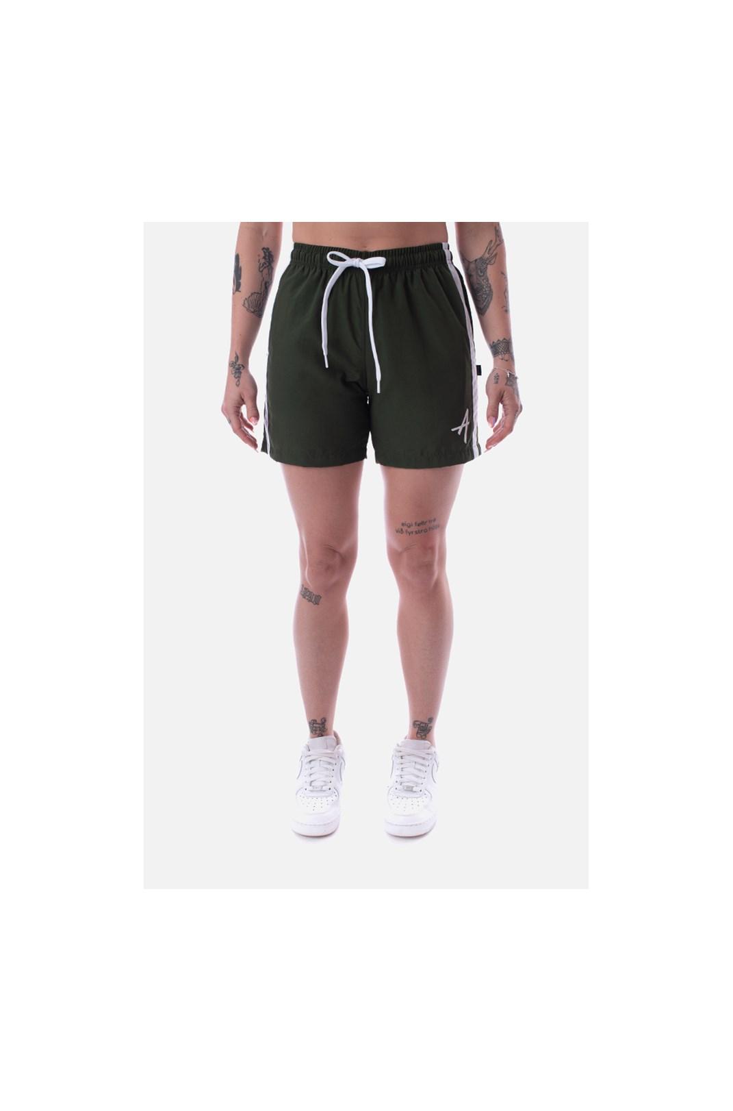 Shorts Approve Classic Verde Militar V2