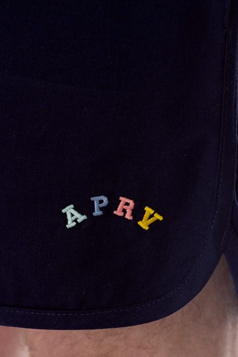 Shorts Approve Kindergarten Azul Marinho