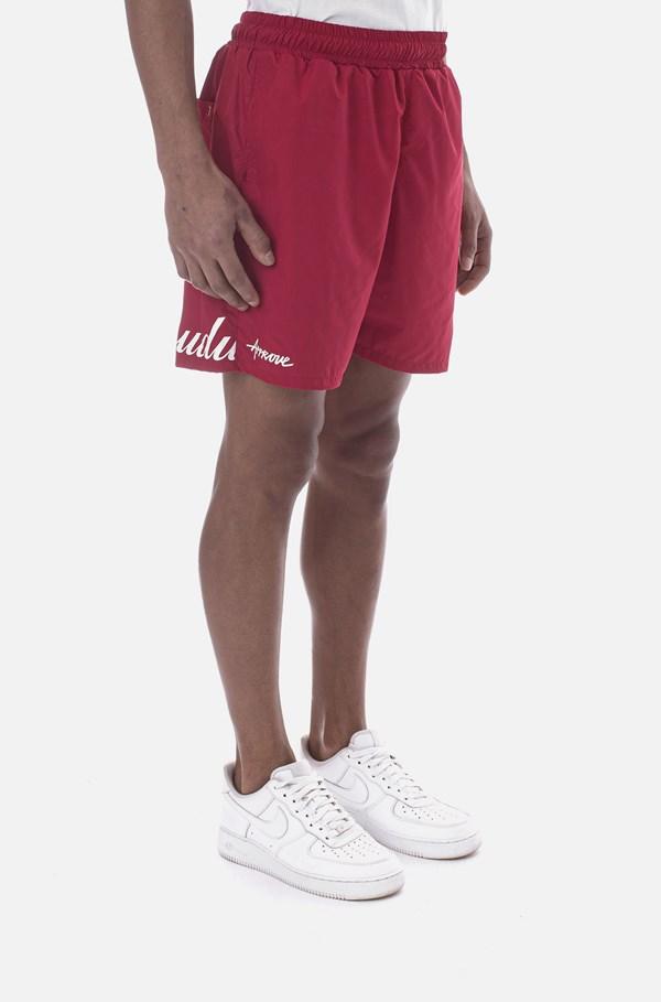 Shorts Approve X Budweiser Vermelho