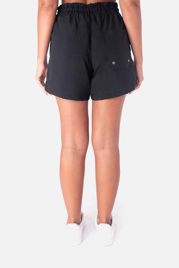 Shorts Approve X Vintage Culture Preto