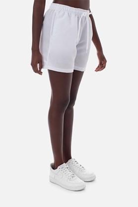 Produto Shorts Feminino Approve Yrslf Branco