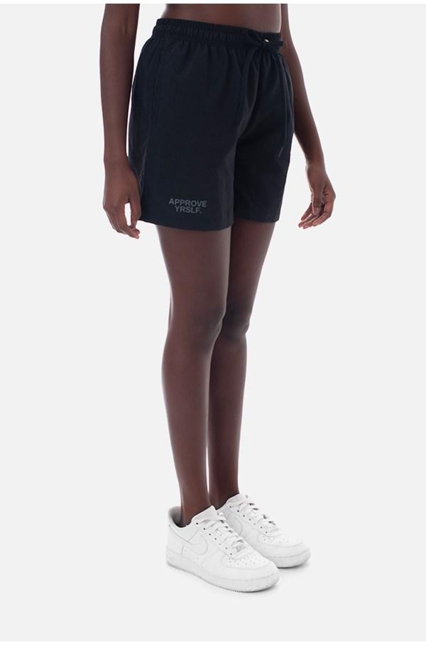 Produto Shorts Feminino Approve Yrslf Preto