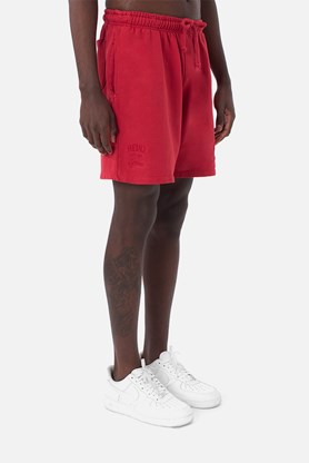 Produto Shorts Moletom Approve X Heinz Vermelho