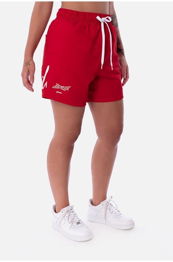 Shorts Sarja Appprove X Budweiser Vermelho