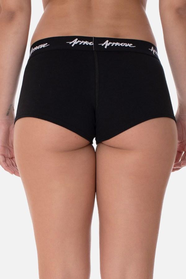 Shorts Underwear Approve Preto