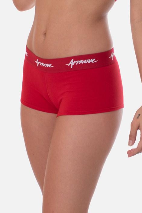 Shorts Underwear Approve Vermelho