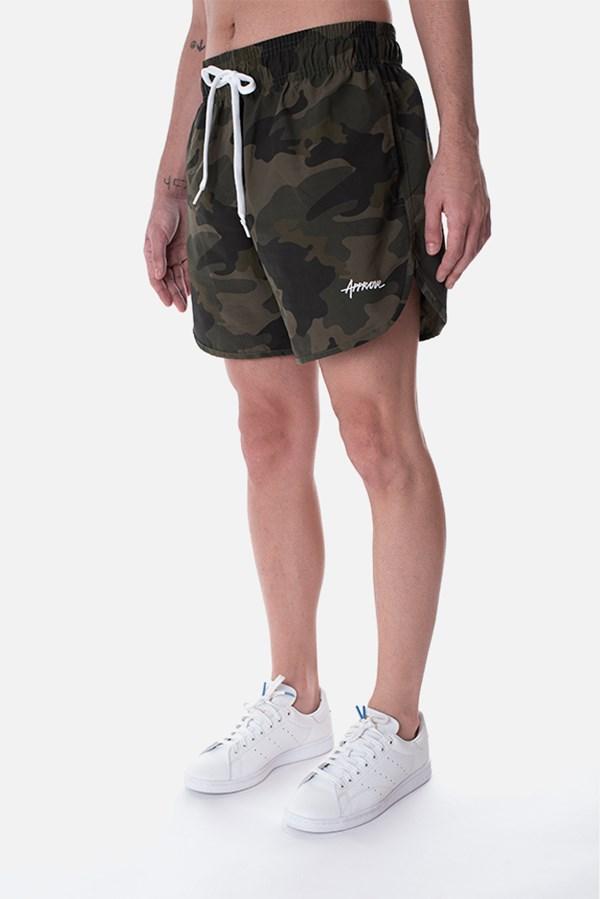 Shorts Unissex Approve Camuflado