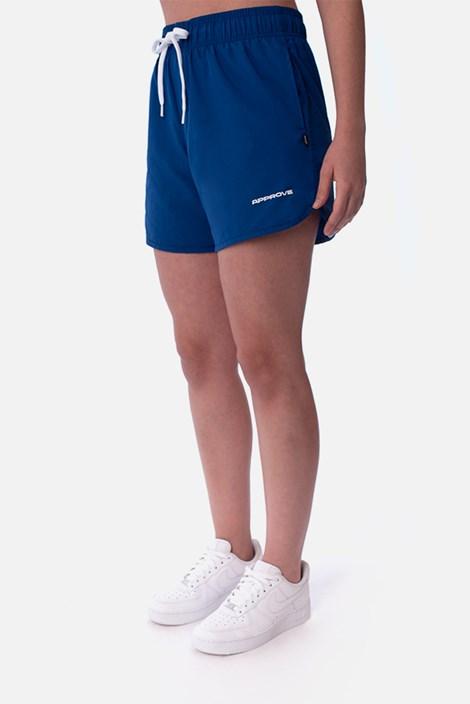 Shorts Unissex Approve Robotik Azul